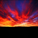 Sunsets from the outback to isolated islandds