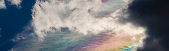 Rainbows in Clouds