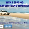 Win a Fraser Island Holiday!