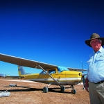 An outback icon: Bomber Johnson