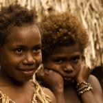 Village life - Tanna Island Vanuatu
