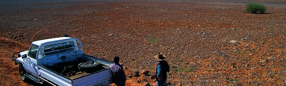 The Australian great drought and how we can help